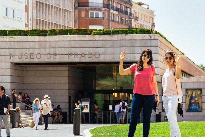 Prado Museum Private Tour and Surrounding Highlights