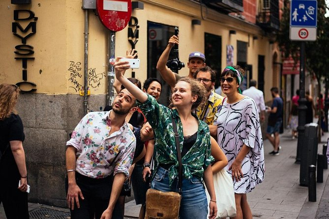Me gusta Madrid: Private Alternative Tour with a Local
