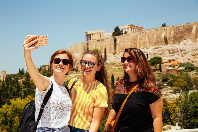 Athens Legends: Gods and Myths Private Tour