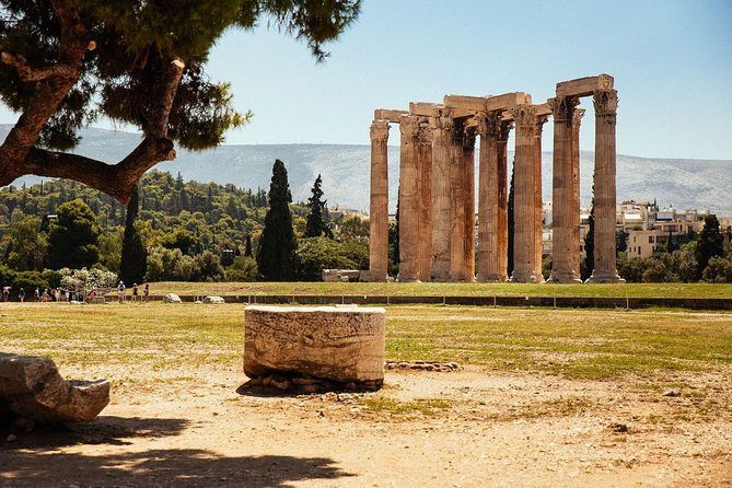 Withlocals Highlights & Hidden Gems: Covid-19 Regulated Private Tour in Athens