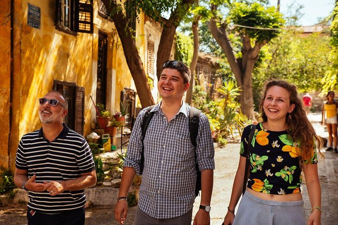 Withlocals 90 Minutes Kickstart: Covid-19 Regulated Athens Private Tour