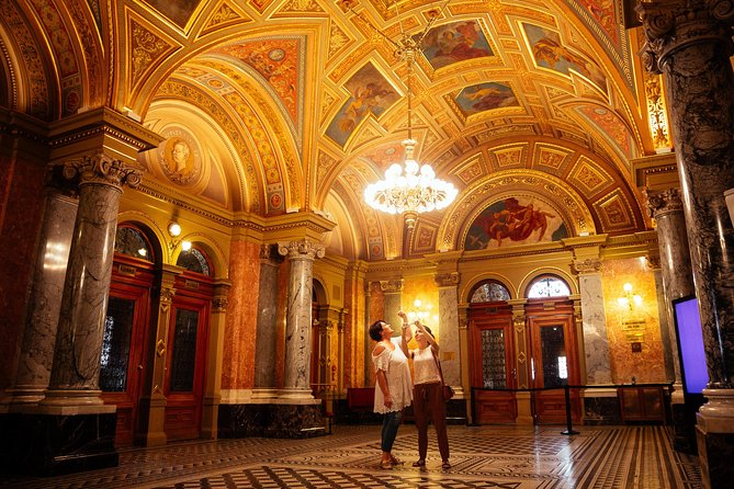 Withlocals Historic Budapest: Safe & PRIVATE Sissi Era Tour with a Local Expert
