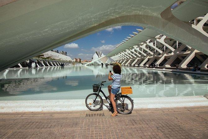 All of Valencia Private Bike Tour