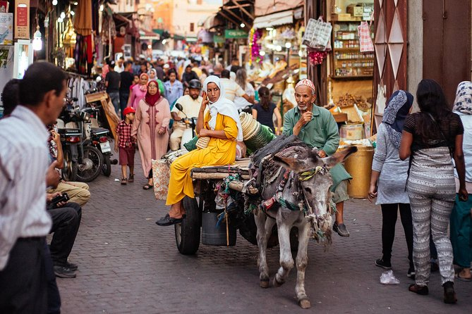 Discover Marrakech Like a Local Private Tour