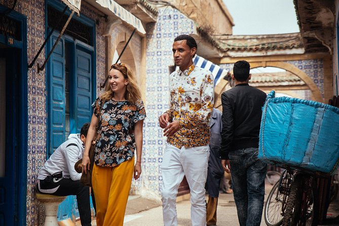 Private Full Day Tour to The Charms of Essaouira in Marrakesh