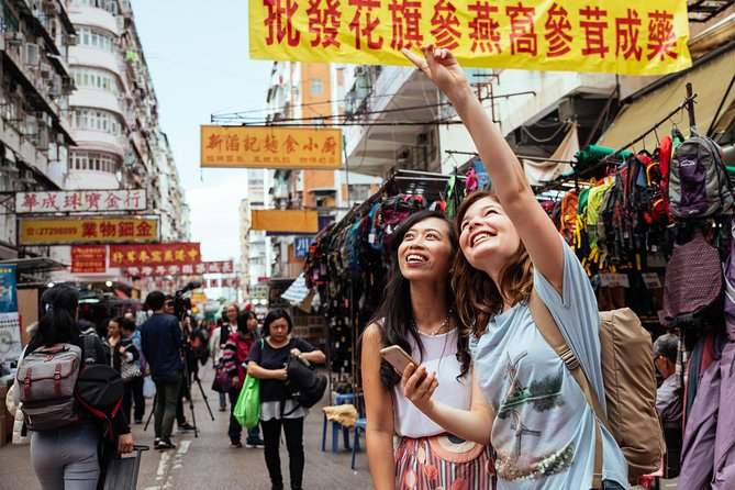 Withlocals Full Day PRIVATE Covid-19 Regulated Hong Kong Insider Tour