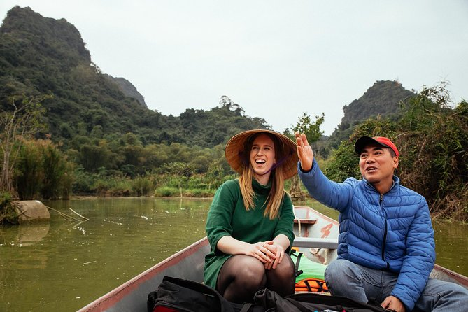 Private Non-Touristy Day Trip: Hoa Lu & Tam Coc