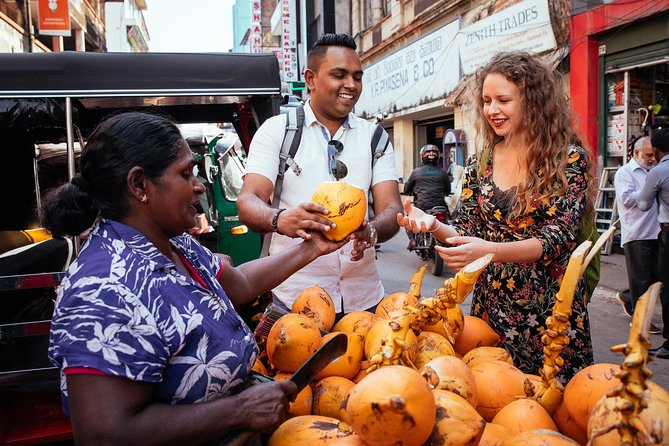 Withlocals The 10 Tastings: Colombo Private Street Food Tour