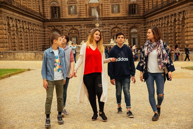 Florence's Private Family Tour: Statues, Myths & Imagination