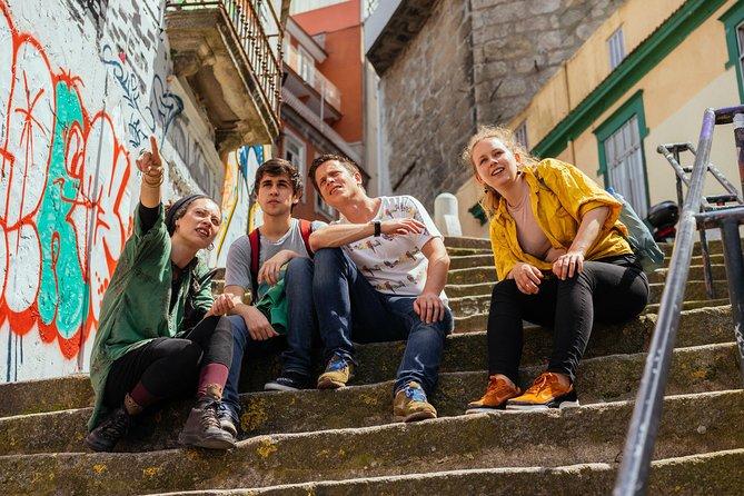 Contrasts of Porto Private Tour: Classic & Urban Art