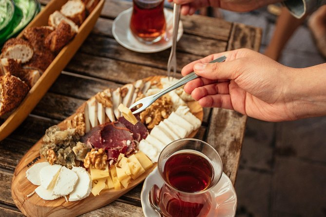 Withlocals The 10 Tastings: Istanbul Private Street Food Tour