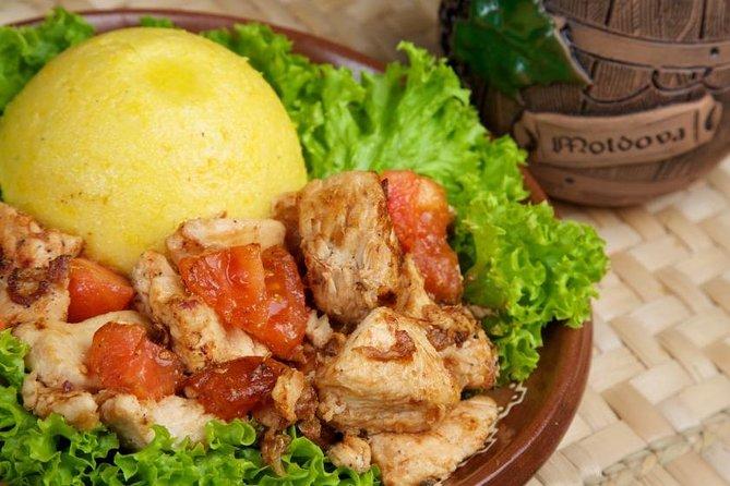 2-Day Gastronomic Tour in Moldova from Chisinau