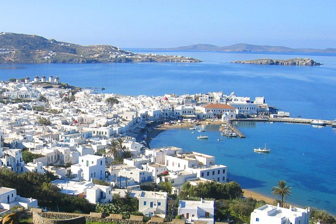 Private Highlights of Mykonos Tour