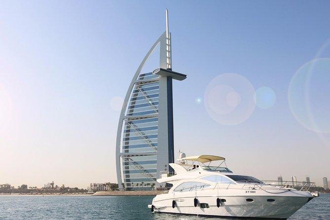Enjoy Private Luxury Yacht in Dubai Marina