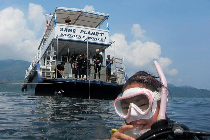 Learn to dive in 2 days Scuba Diver course