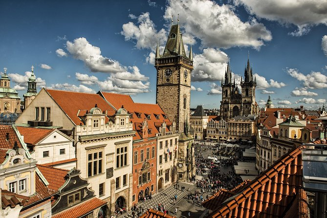 Prague Old Town Highlights Private Walking Tour