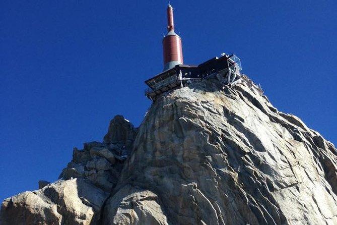 Chamonix Mont-Blanc, Aiguille du Midi Tour