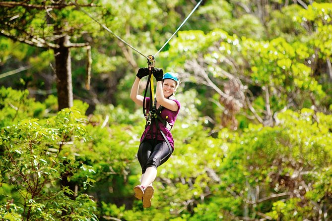 Gold Coast Canyon Flyer Zipline Tour