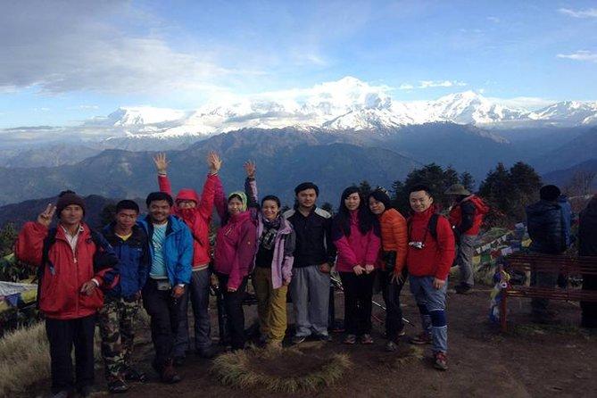 Annapurna Sunrise Trek from Kathmandu