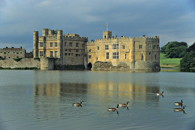 Early Access Leeds Castle, Canterbury Cathedral, and Greenwich from London