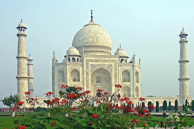 Skip The Line: Taj Mahal & Agra Tour from Jaipur With Lunch & Entry (Optional)