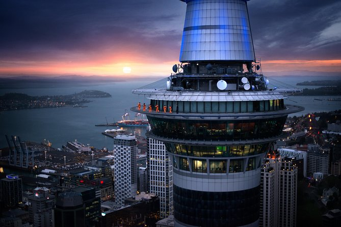 Small Group SkyWalk Auckland and Dine Experience