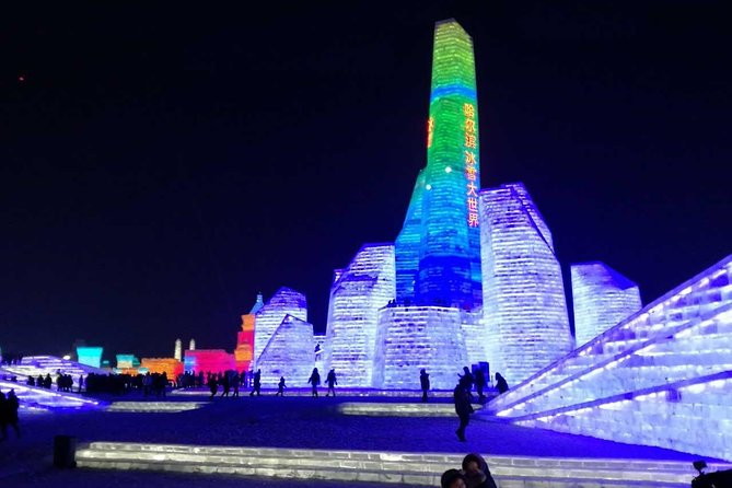 Private Tour to Ice and Snow Festival in Harbin