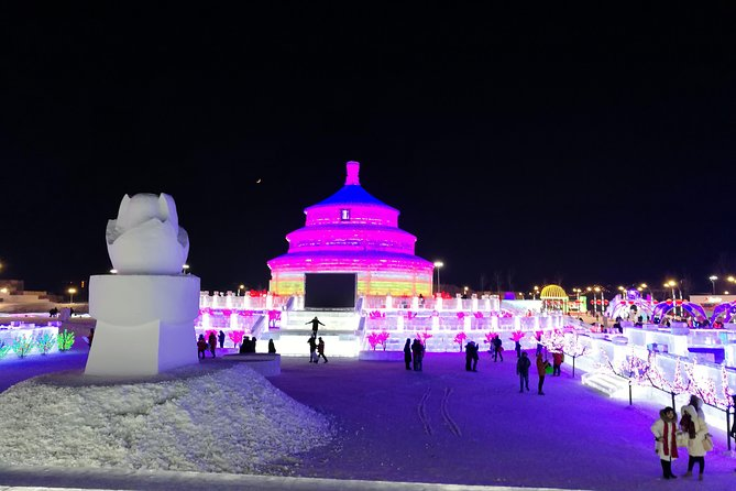 Private 2-Day Tour: City Discovery including Ice and Snow Festival in Harbin