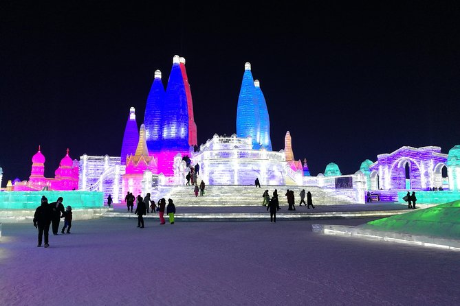 2-Day Group City Tour Package with Harbin Ice and Snow Festival