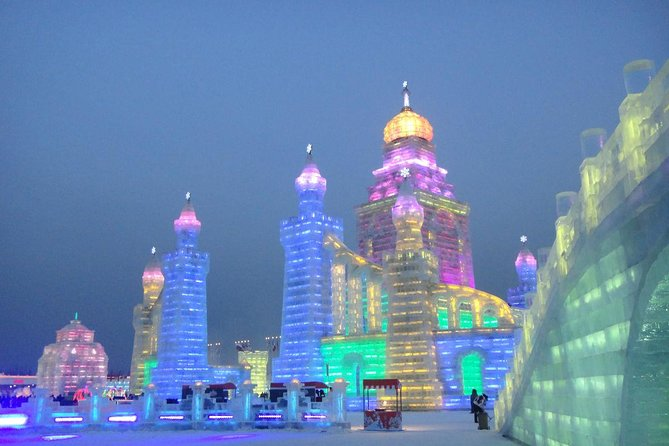 5-Hour Private Transfer to Harbin Ice and Snow World photo 6