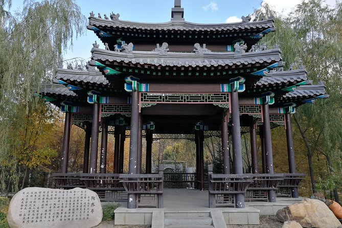 Harbin China's Pavilion Garden and Gogol Street Private Tour with Chunbing Lunch
