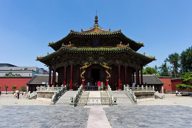 Private Day Tour to Shenyang Imperial Palace, Zhaoling Mausoleum and Fuling Tomb