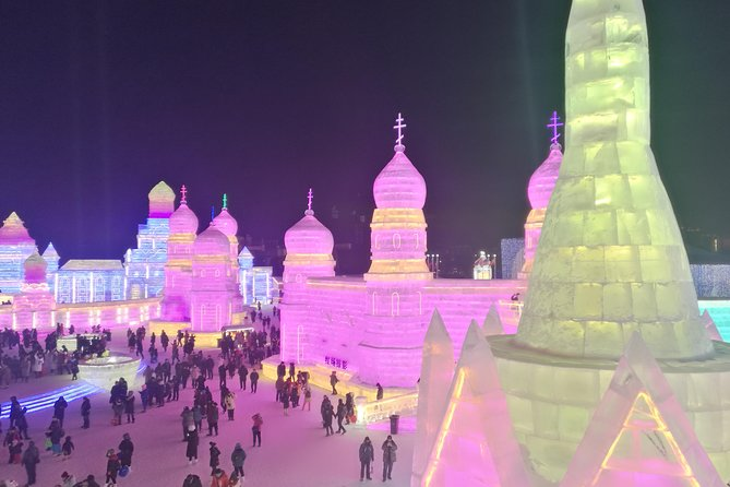 Full Day Private Tour to Harbin Ice and Snow Festival