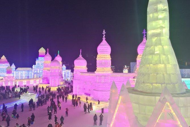 ハルビン氷雪祭の終日プライベートツアー