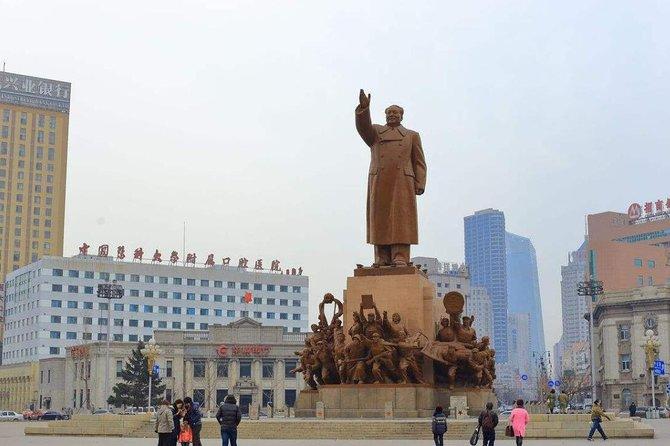 4-Hour Private Tour to Shenyang Zhongshan Square and Xingshun Night Market