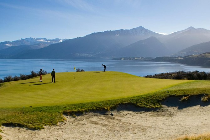 Jack's Point Golfing in Queenstown photo 1