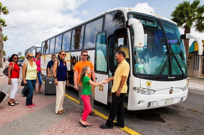 Aruba Queen Beatrix International Airport Round-Trip Transfer