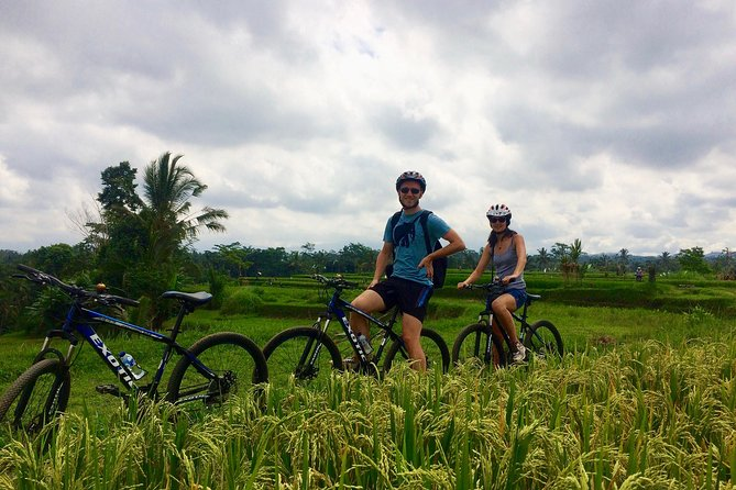 Private Full-Day Sunrise Walking Tour with Downhill Cycling