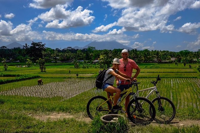 Rare Beauty of Bali Private Bike Tour from Ubud