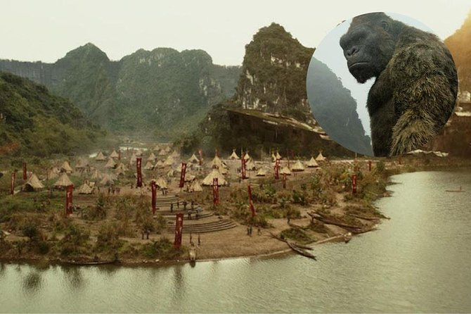 Trang An- The road to Kong skull island full day