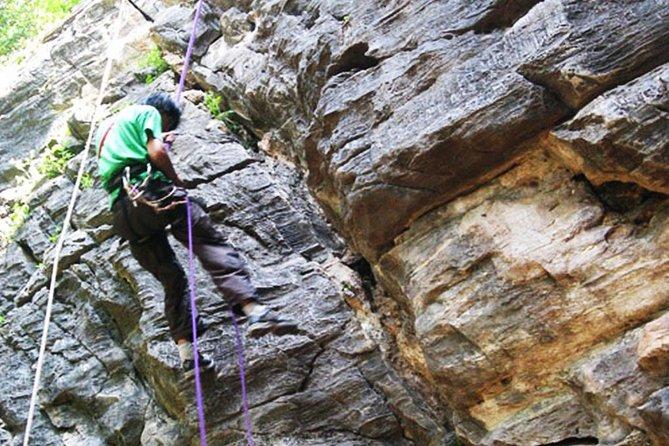 Rock Climbing in Kathmandu - 1 Day