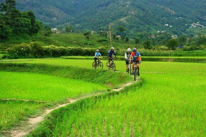 Katmandu Cykeltur