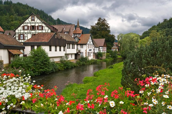 Black Forest and Rhine Falls Day Trip from Zurich