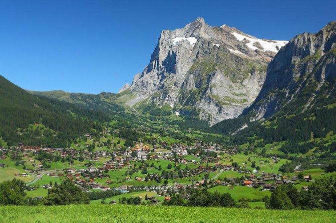 Interlaken and Grindelwald Day Trip from Lucerne