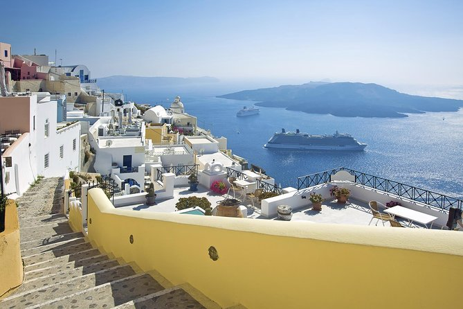 3-Day Independent Island Hopping from Crete Including Santorini and Mykonos photo 1