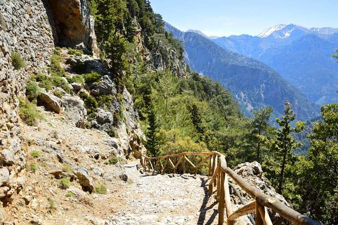 Full Day Tour til Samaria Gorge