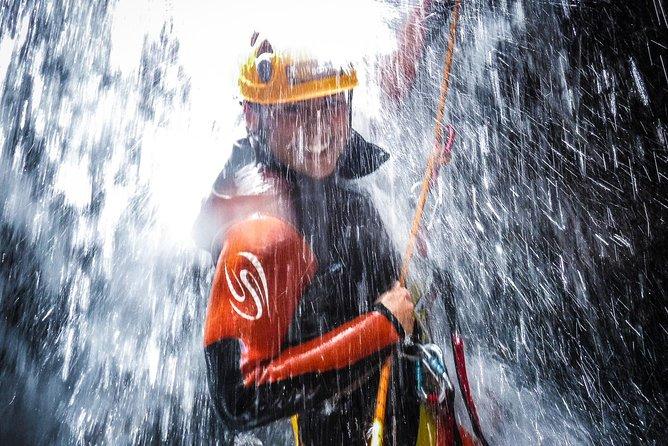 Azores: Canyoning Experience (Caldeirões)