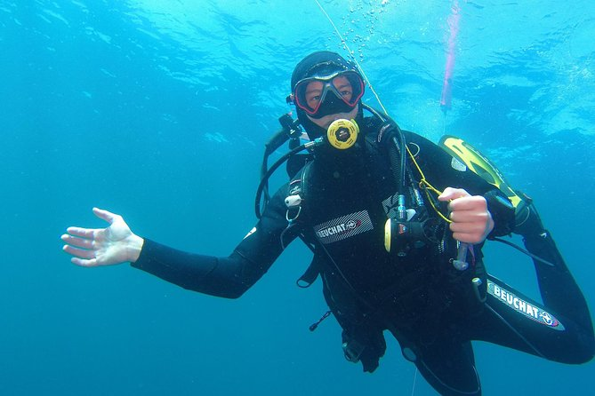 2-Day Supervised Scuba Diver Training in the Calanques National Park from Marseille