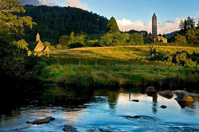 Private Day Tour of Wicklow, Powerscourt and Glendalough from Dublin