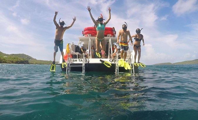 Snorkeling Tour to Vieques Island photo 1